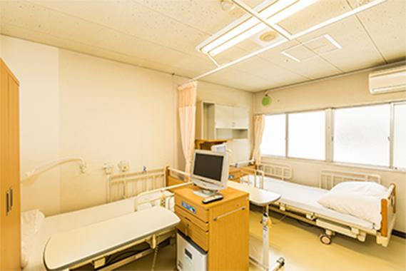 病室(2人部屋)