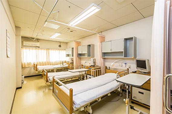 病室(3人部屋)